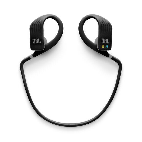 JBL Endurance DIVE - Black - Waterproof Wireless In-Ear Sport Headphones with MP3 Player - Detailshot 3