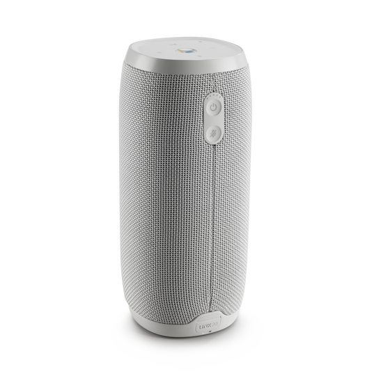JBL Link 20 - White - Voice-activated portable speaker - Back