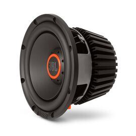 "S3-1024 - Black - 10"" (250mm) high-performance car audio subwoofer - Hero"