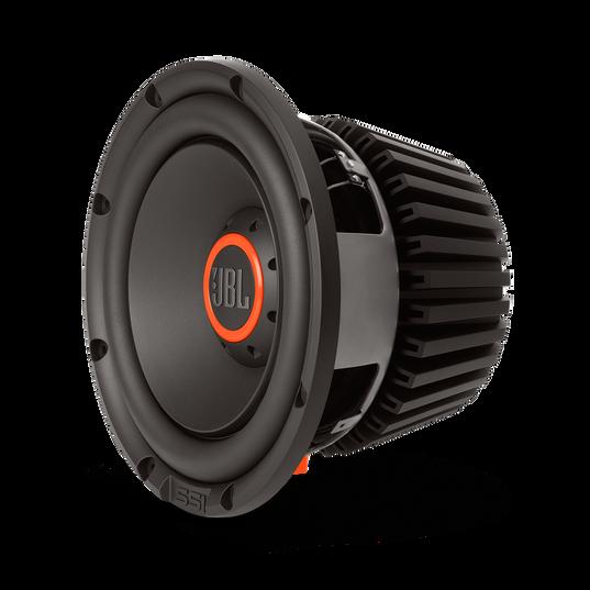 "S3-1024 - Black - 10"" (250mm) high-performance car audio subwoofer - Hero"