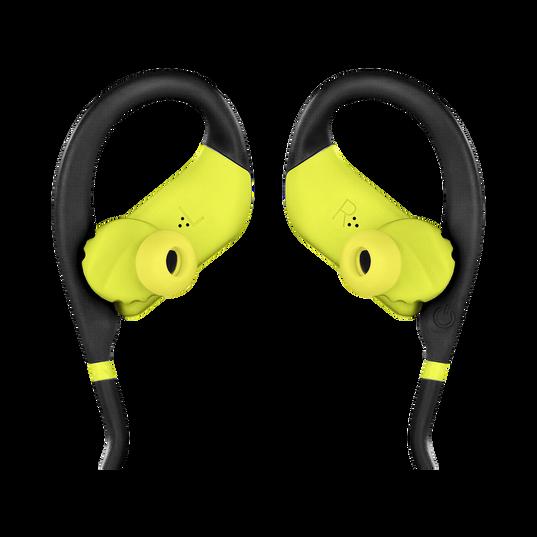JBL Endurance DIVE - Yellow - Waterproof Wireless In-Ear Sport Headphones with MP3 Player - Detailshot 1