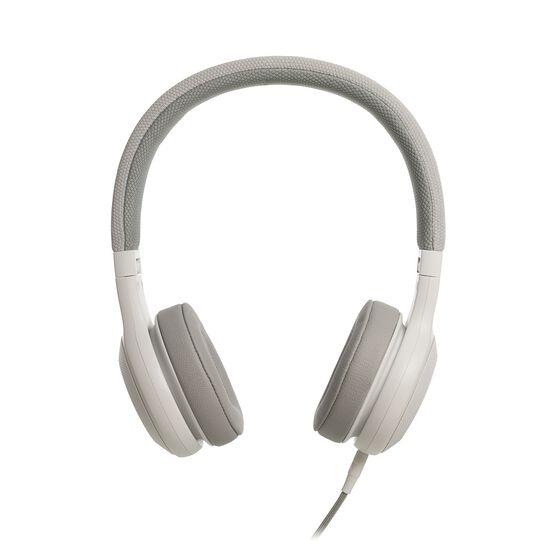 E35 - White - On-ear headphones - Detailshot 2
