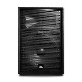 "PRX312MD - Black - 12"" 2-Way Stage Monitor - Hero"
