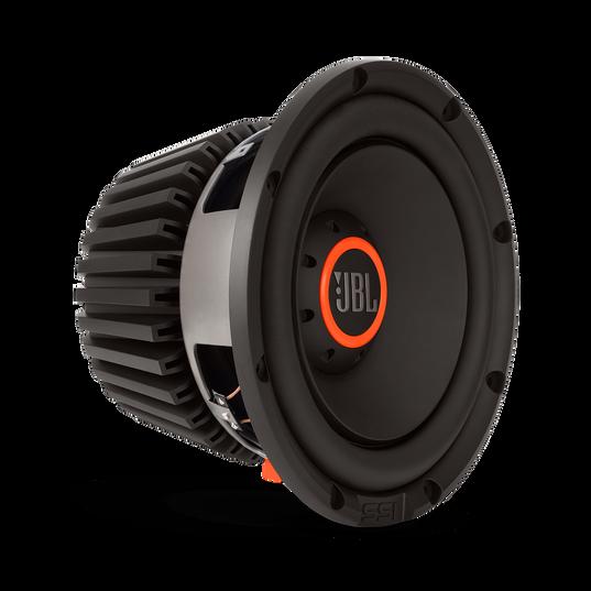 """S3-1024 - Black - 10"""" (250mm) high-performance car audio subwoofer - Detailshot 1"""