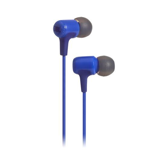 E15 - Blue - In-ear headphones - Hero