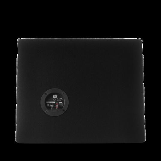 "GT-12BP - Black - 12"" (300mm) car audio bandpass subwoofer box - Back"