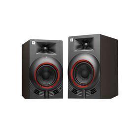 "NANO K4 - Black - 4"" (10.16 cm) Full-range Powered Monitor Pair - Hero"