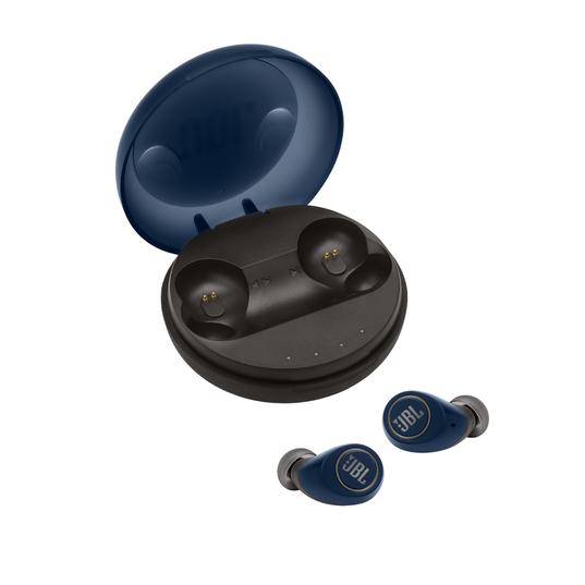 JBL Free X - Blue - True wireless in-ear headphones - Hero