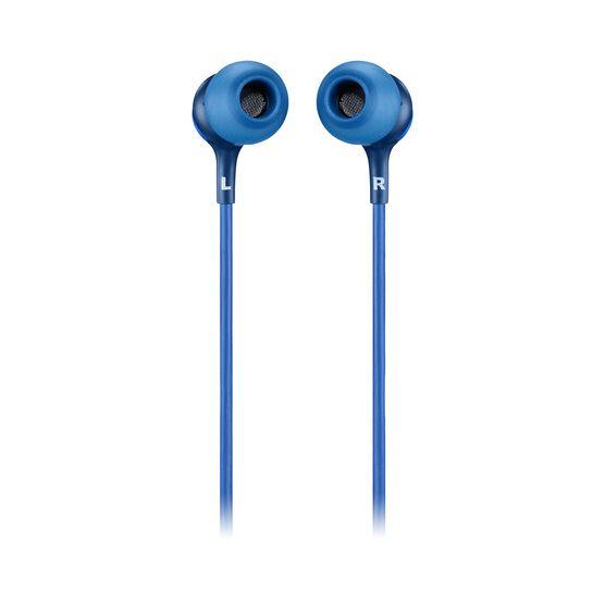 JBL LIVE 100 - Blue - In-ear headphones - Back