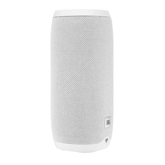 JBL Link 20 - White - Voice-activated portable speaker - Detailshot 15