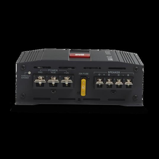 JBL Stage Amplifier A6002 - Black - Class D Car Audio Amplifier - Detailshot 1