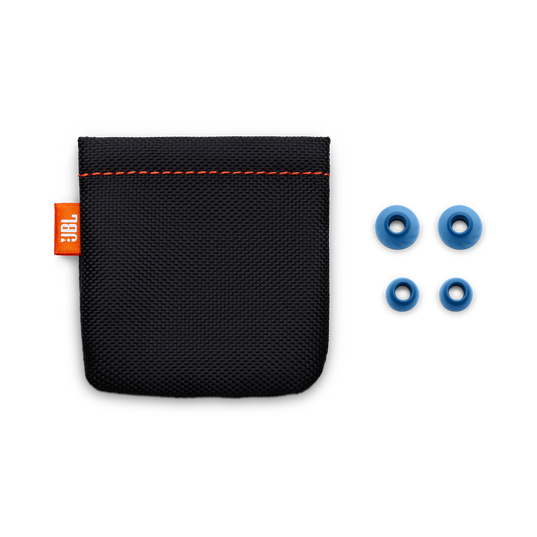 JBL LIVE 100 - Blue - In-ear headphones - Detailshot 3