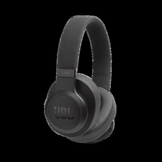 JBL LIVE 500BT - Black - Your Sound, Unplugged - Hero