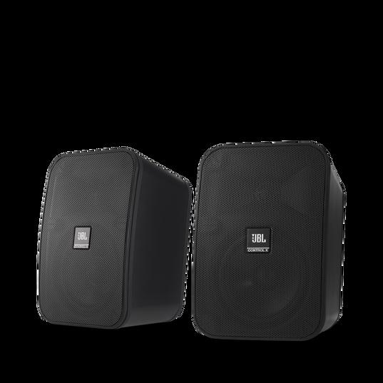 """JBL Control X - Black - 5.25"""" (133mm) Indoor / Outdoor Speakers - Hero"""