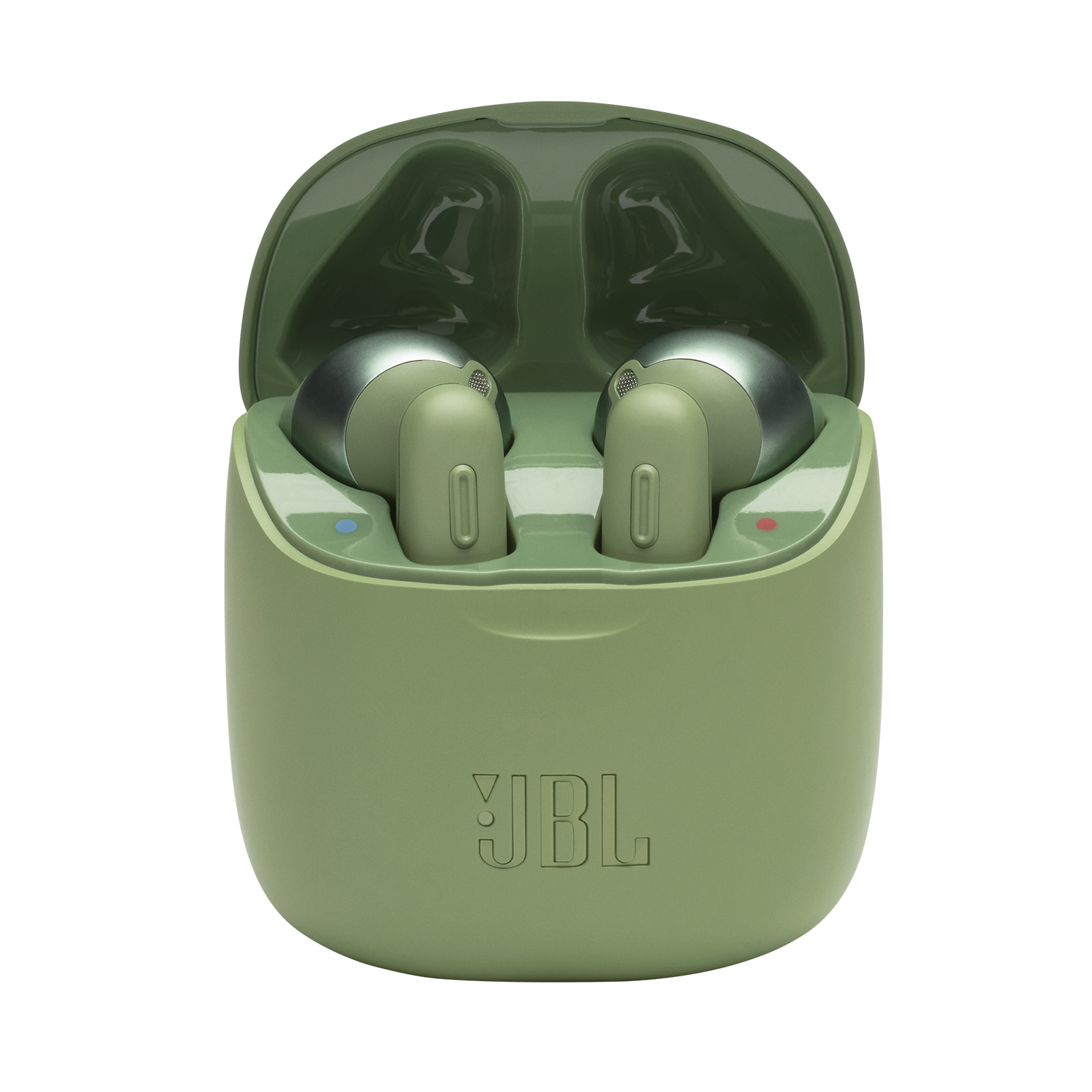 JBL Tune 220TWS - Green - True wireless earbuds - Hero