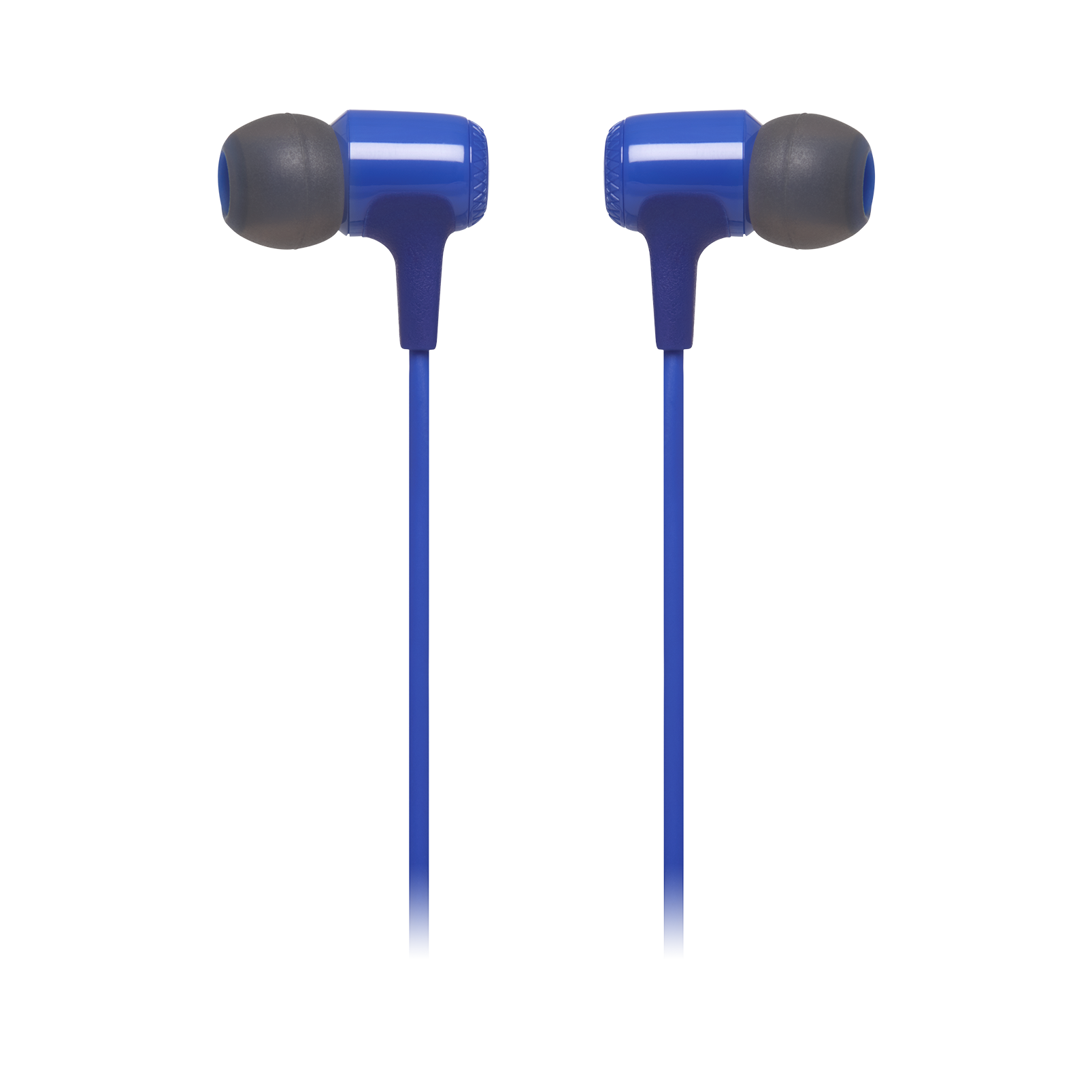 E15 - Blue - In-ear headphones - Detailshot 1