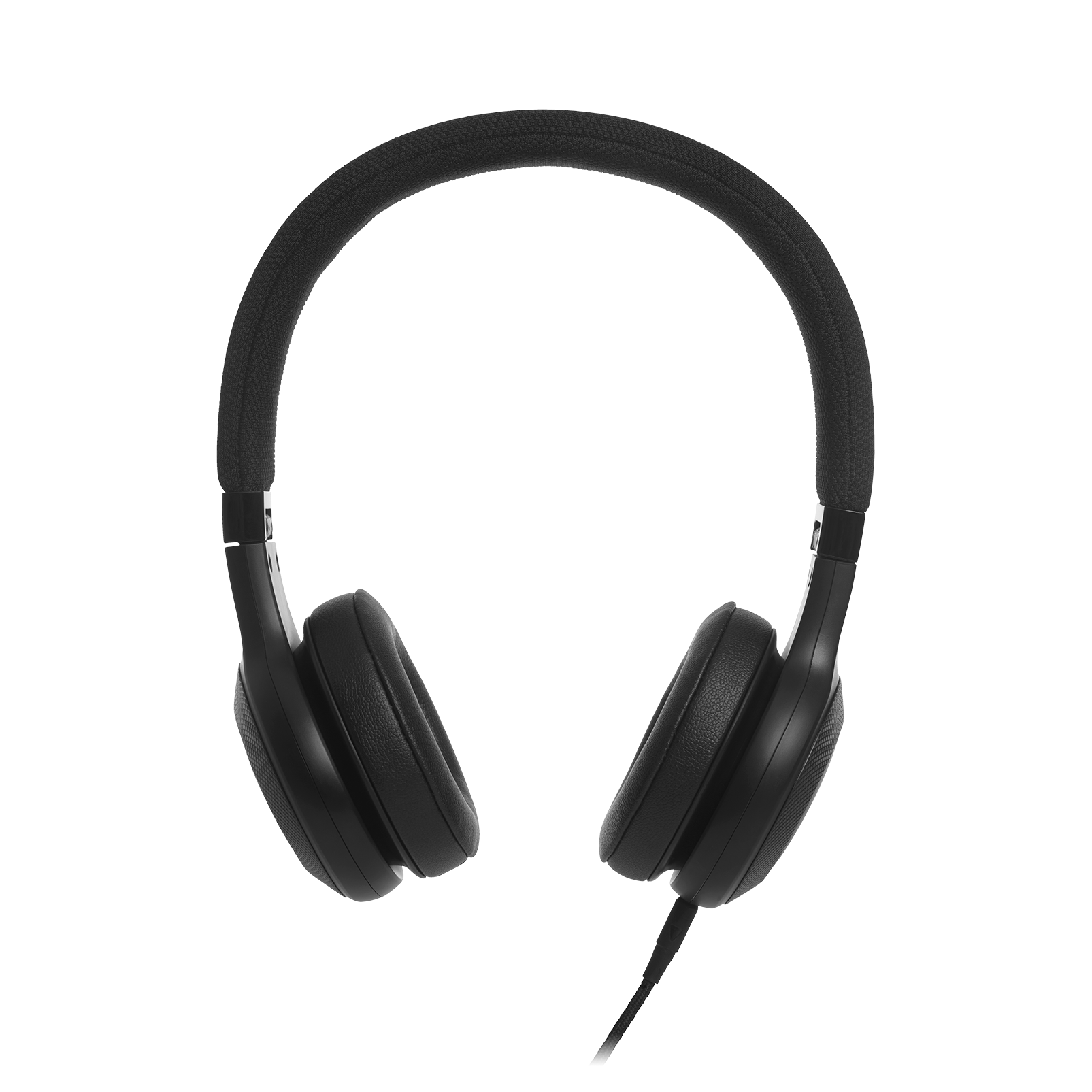 E35 - Black - On-ear headphones - Detailshot 2