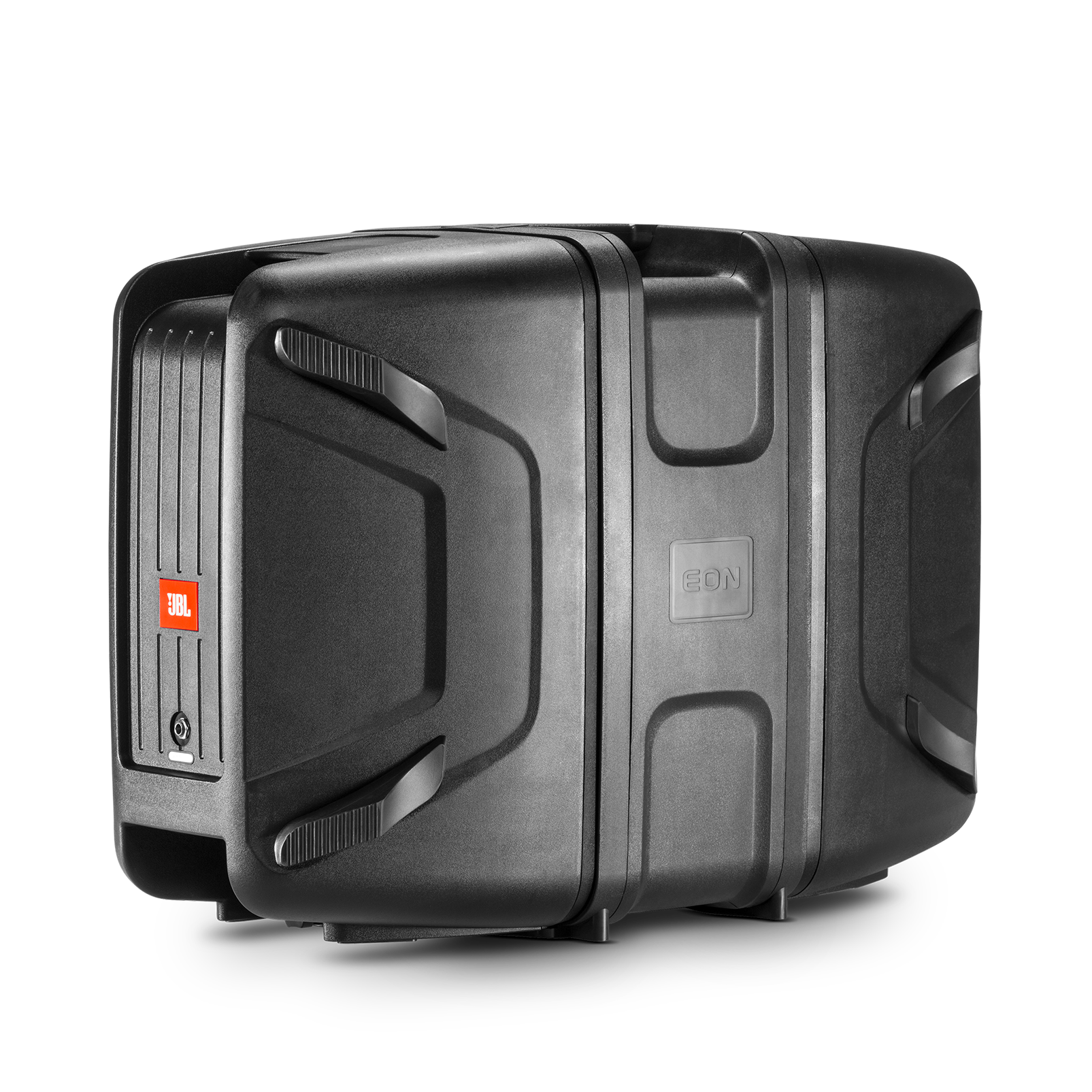 "JBL EON208P - Black - Portable 8"" 2-Way PA with Powered 8-Channel Mixer and Bluetooth® - Detailshot 2"