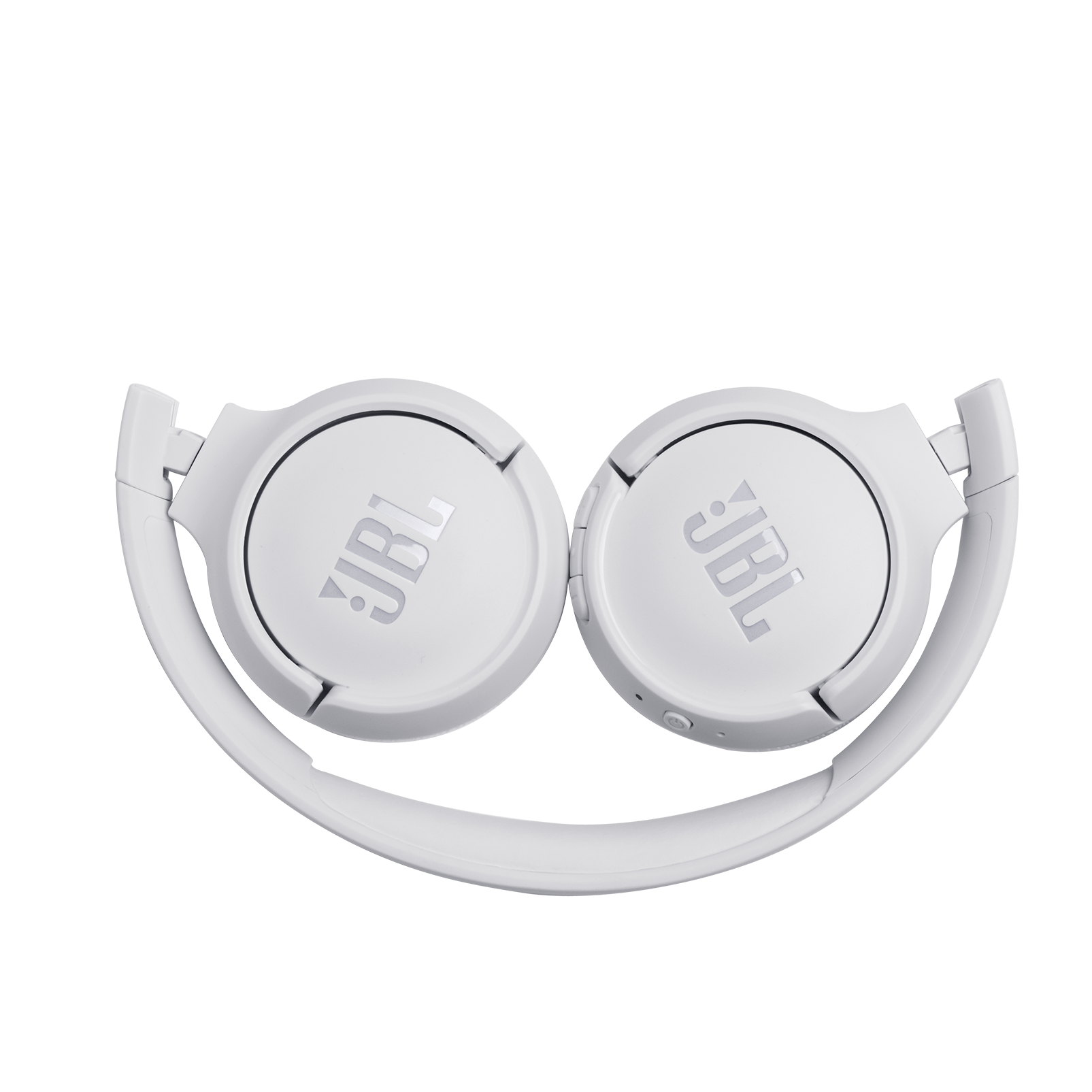JBL TUNE 500BT - White - Wireless on-ear headphones - Detailshot 3